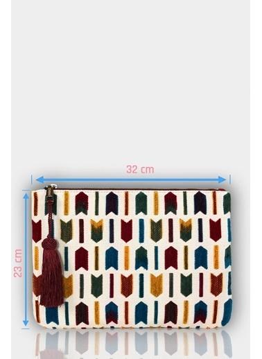 Farbag Clutch / El Çantası Renkli